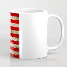 An American flag Mug
