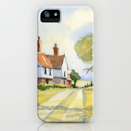 Country Cottage in Kentucky iPhone Case