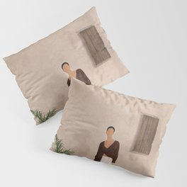 City Walls II Pillow Sham