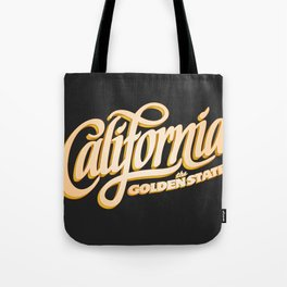 """""""The Golden State"""" T-Shirt Tote Bag"""
