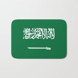 Saudi Arabia Flag Bath Mat