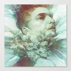 Bramble Canvas Print