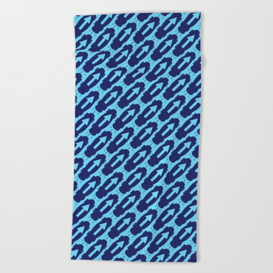 SK\TE Beach Towel