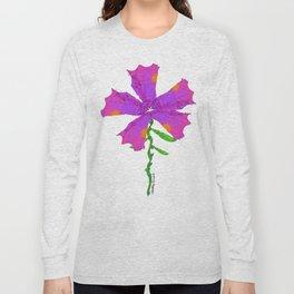 Strange Flora #001 Long Sleeve T-shirt