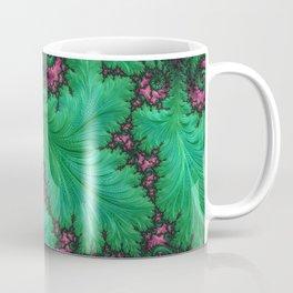 Fern Fractal Coffee Mug