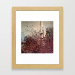 WAYED Framed Art Print