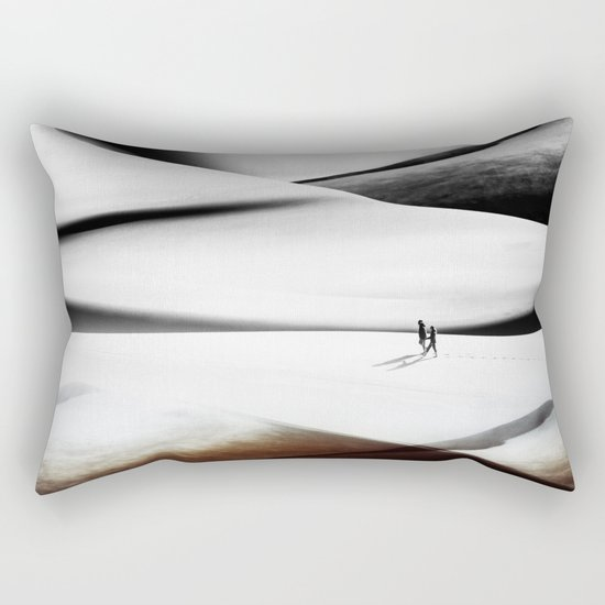 We all need isolation Rectangular Pillow