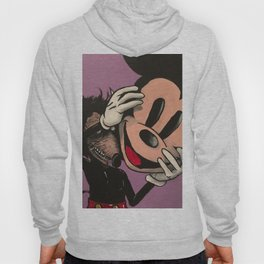 Mickey unmasked Hoody