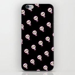 Dapper Sugar Skull iPhone Skin