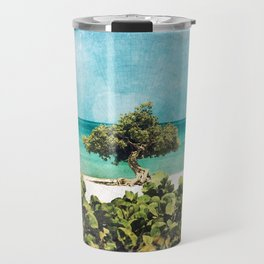 Divi Divi Tree of Life Travel Mug