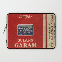Surya - Vintage Cigarette Laptop Sleeve
