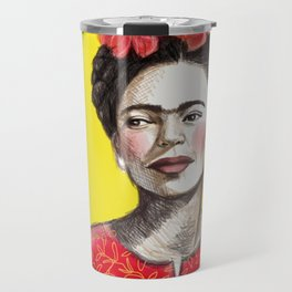 Frida Chinese New Year Travel Mug