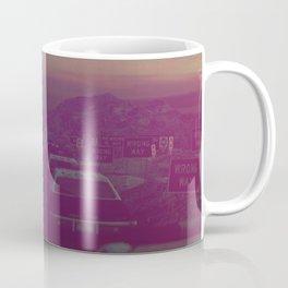 Make A U-Turn Ahead Coffee Mug