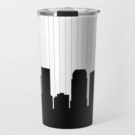 Tampa Skyline Travel Mug