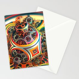 Romper Room Stationery Cards