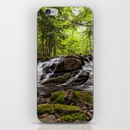 split waterfall iPhone Skin