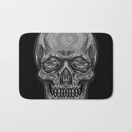 Dead Skull Bath Mat