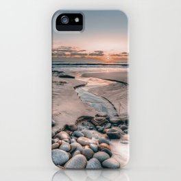 PASTEL SUNSET iPhone Case