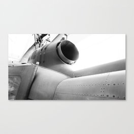 Noise Maker Canvas Print