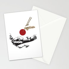 A delicious harvest moon Stationery Cards
