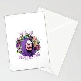 Skeletor Stationery Cards