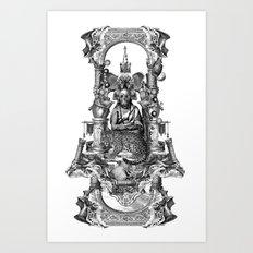 ETHERAGE Art Print