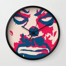 robber joker Wall Clock