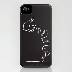 Connected iPhone (4, 4s) Slim Case