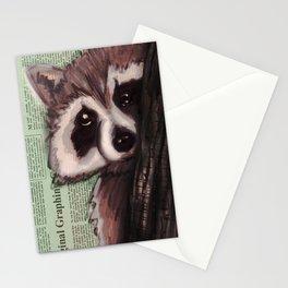 Knock, knock, RAKIN' Stationery Cards