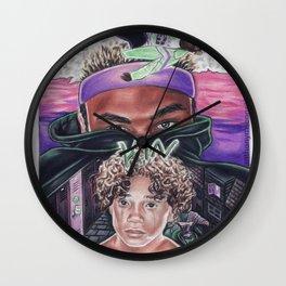 kin. track eight. Wall Clock