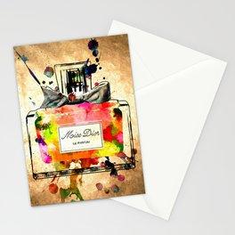 Miss D. Le Parfum Stationery Cards