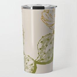 flower del desierto Travel Mug
