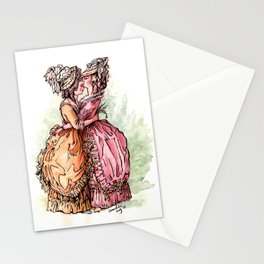 Marie Antionette, Forsake All Others Stationery Cards