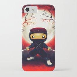 Hattori the ninja iPhone Case