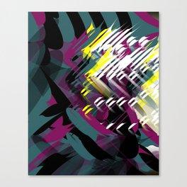 Spring Tango Canvas Print