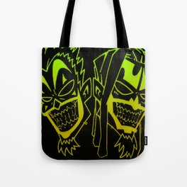 Icp heads Tote Bag