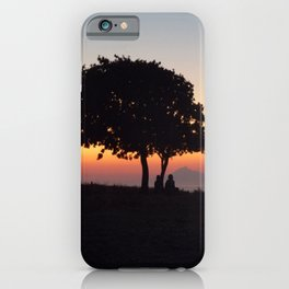 An African Sunset iPhone Case