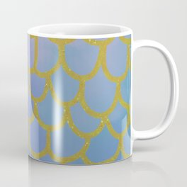 Golden Scales and Fishy Tails Coffee Mug