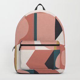 Maximalist Geometric 01 Backpack