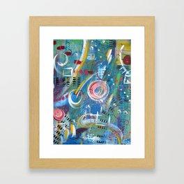 Beyond Time Framed Art Print
