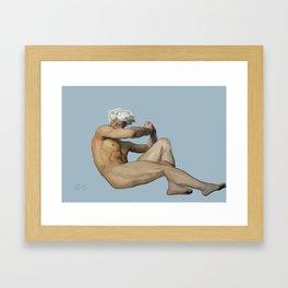 Percival Framed Art Print