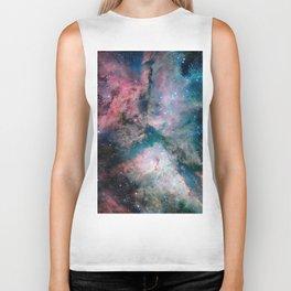 Carina Nebula - The Spectacular Star-forming Biker Tank