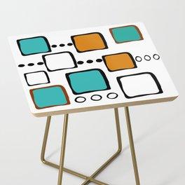 Mid-Century Modern Art 1.6 Side Table