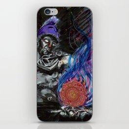Ares and Alustrium iPhone Skin
