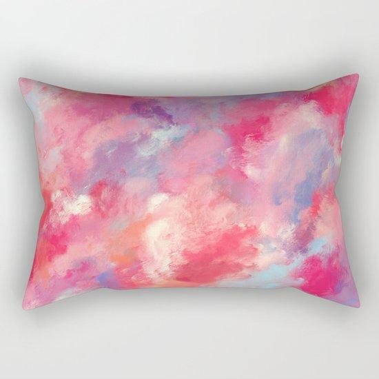 Heavens Clouds Rectangular Pillow