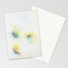 Something emerges Stationery Cards