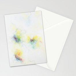 Something emerges Stationery Cards