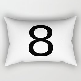 8 - Eight Rectangular Pillow