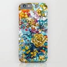 garden in my dream iPhone 6s Slim Case