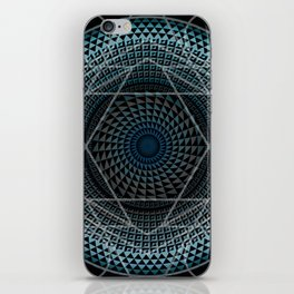Portal in Consciousness iPhone Skin